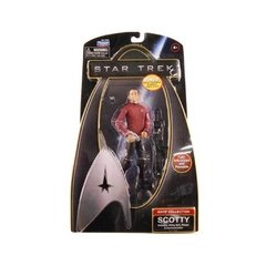 Star Trek: Scotty (2009 - Warp Collection) Figura de Ação - Playmates - comprar online