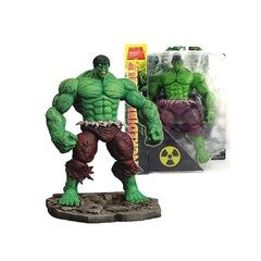 Marvel: Incrível Hulk Figura de Ação - Diamond Marvel Select