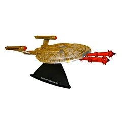 Star Trek: Enterprise NX-01 Firing Weapons (12 cm) Nave - Johnny Lightning - Legends of Star Trek