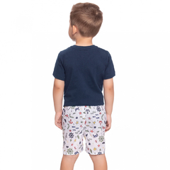 Conjunto Camiseta e Bermuda Ocean Baby Collection - comprar online