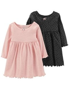 kit de Vestidos Carter´s