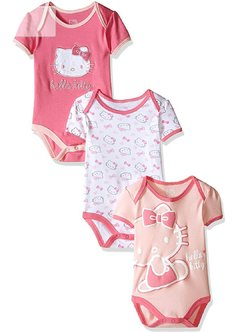 Kit de Body  Hello Kitty