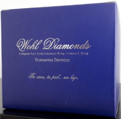 WHOL DIAMONDS DIAMANTES DERMICOS - comprar online