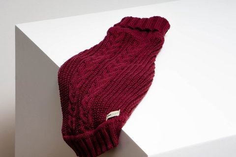 TRICOT BURGUNDY - buy online