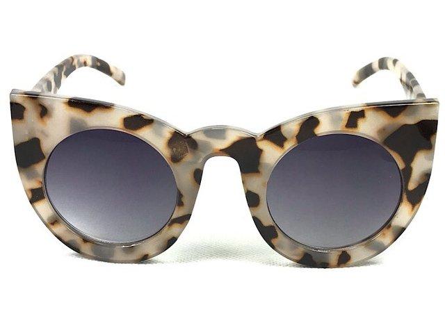 45b9f30e6 Óculos de Sol Adulto Feminino Jordana Onça
