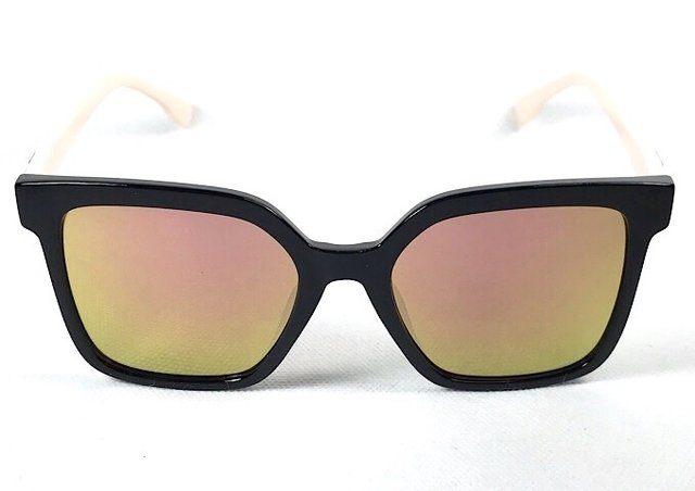 cf34d003b ... Óculos de Sol Adulto Feminino Espelhado na internet ...