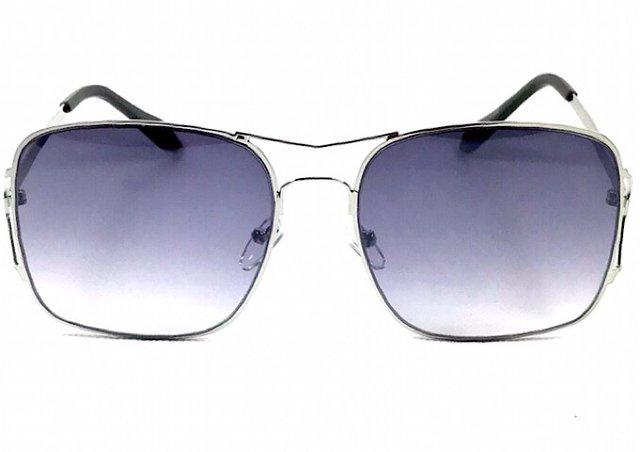 a6a67605f Óculos Masculino Metal Lente Degradê Fumê