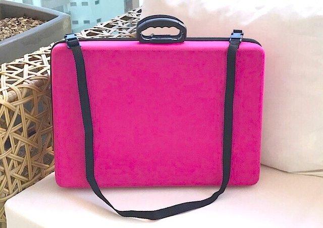 389b36044fe80 ... Imagem do Maleta Practic EVA para 32 Óculos Pink ...