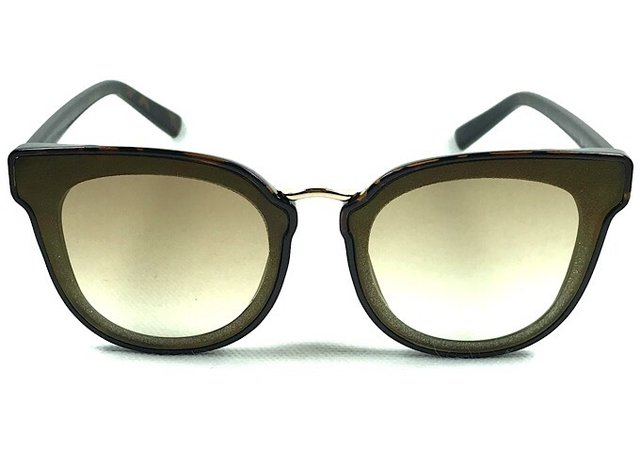 5a8425cb0 Óculos de Sol Adulto Feminino Espelhado Brigitte