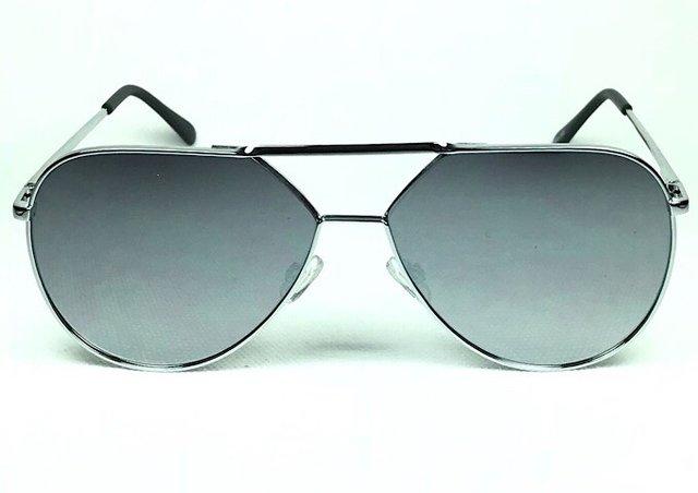 Óculos de Sol Adulto Aviador Espelhado 785a562f33