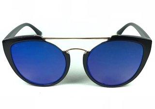 Óculos de sol adulto feminino espelhado Divo 338d598ff4