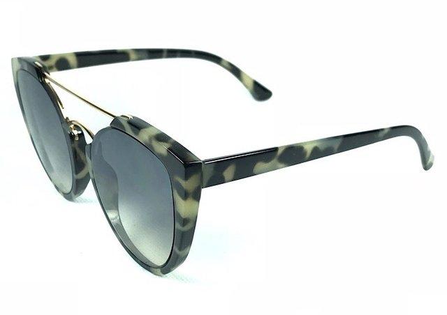 c6c0dc459 Óculos de sol adulto feminino Espelhado Flash - comprar online ...