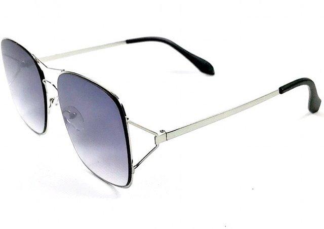 f1731871f Óculos Masculino Metal Lente Degradê Fumê - comprar online ...