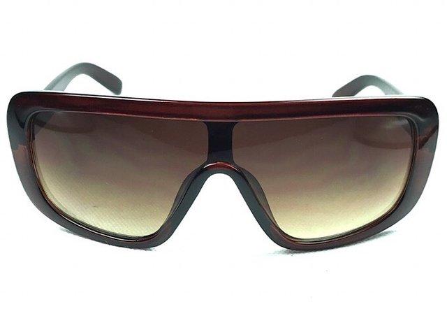 ec47a8eb9d6c6 Óculos de sol adulto feminino aviador máscara