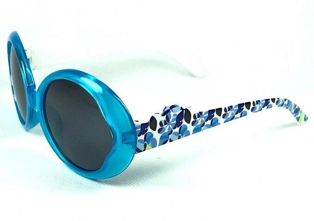Óculos Redondo Azul Chic  Óculos Redondo Azul Chic - comprar online ... aa9adc7c82