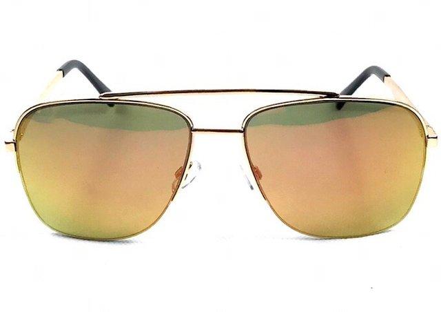 46ac426da8b45 Óculos Masculino Lente Espelhado Flash