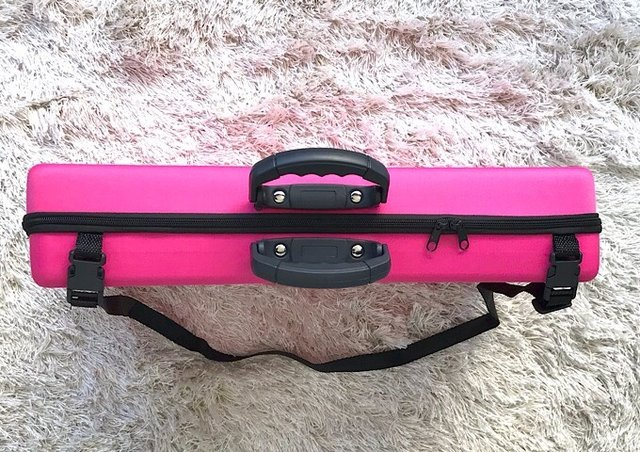 66db29a88ff1b ... Maleta Practic EVA para 32 Óculos Pink - comprar online ...