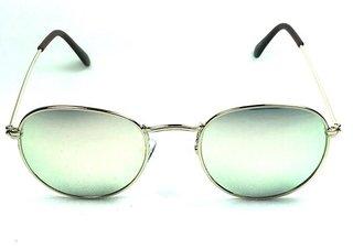 Óculos de Sol Adulto Feminino Cloe Redondo Espelhado 0ffa45c52b