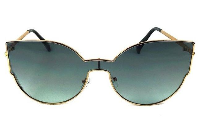 d59edf460 Óculos de Sol Adulto Feminino Boho Chic