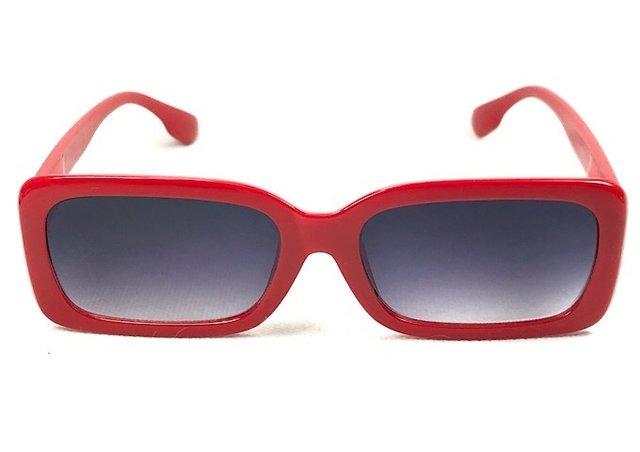 77eadd513 Óculos de Sol Adulto Feminino Gisela Vermelho