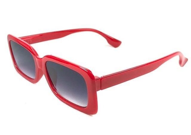 c86e5923a ... Óculos de Sol Adulto Feminino Gisela Vermelho - comprar online ...