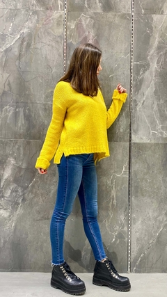 SWEATER YELLOW - comprar online