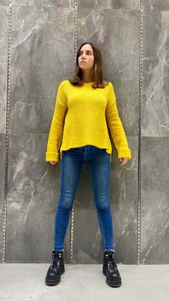 SWEATER YELLOW en internet
