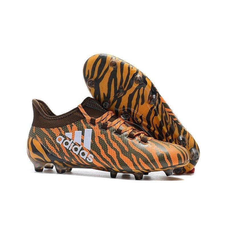 b376e2e5d6 Chuteira Adidas X 17.1 PureSpeed Tigre - BNV MAGAZINE
