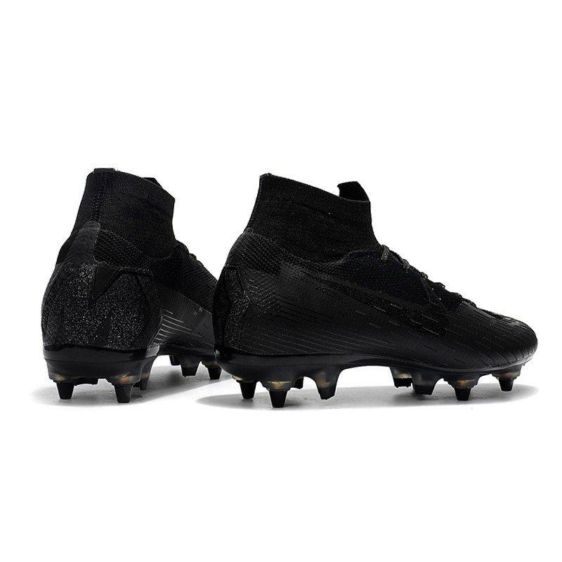 3e64bc9fdc Chuteira Nike Mercurial Superfly 360 Elite SG All Black. 0% OFF
