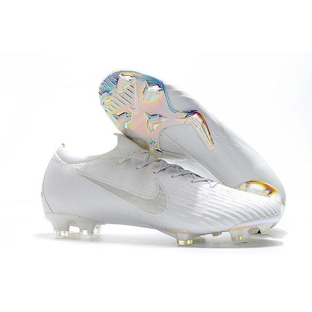 624113c56d Chuteira Nike Mercurial Born Low 360 Branco