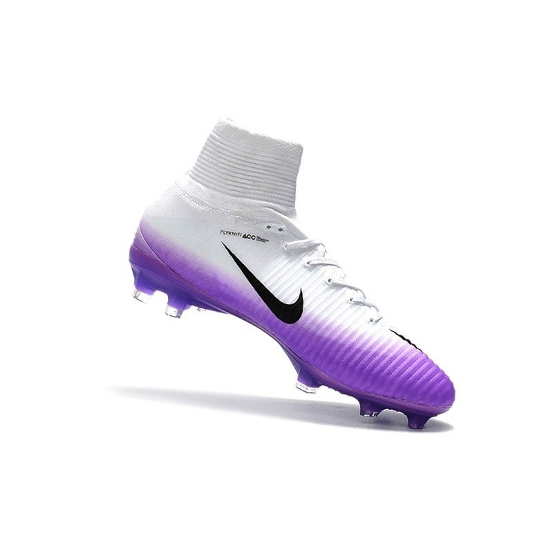 Chuteira Nike Mercurial Superfly V Branco Rocha. 0% OFF ad3bae4ddb024