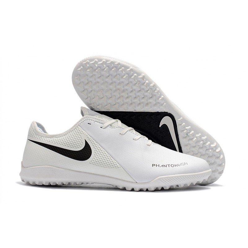 ae70ddc607 Chuteira Nike Phantom Vision Academy Society Branco Logo Preta