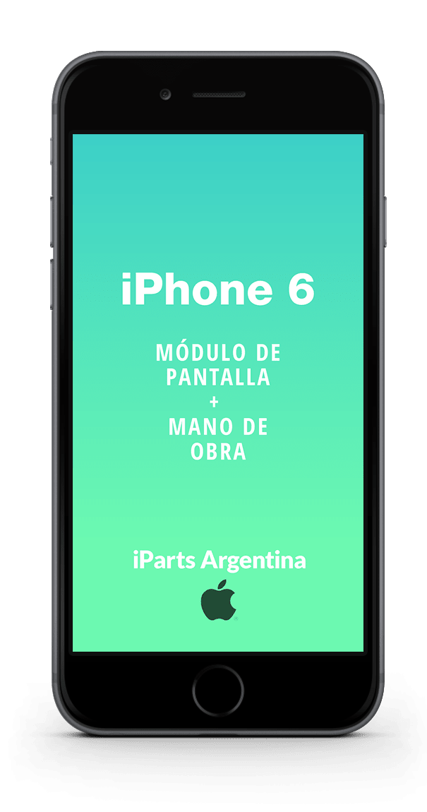iPhone 6 Pantalla + Colocación