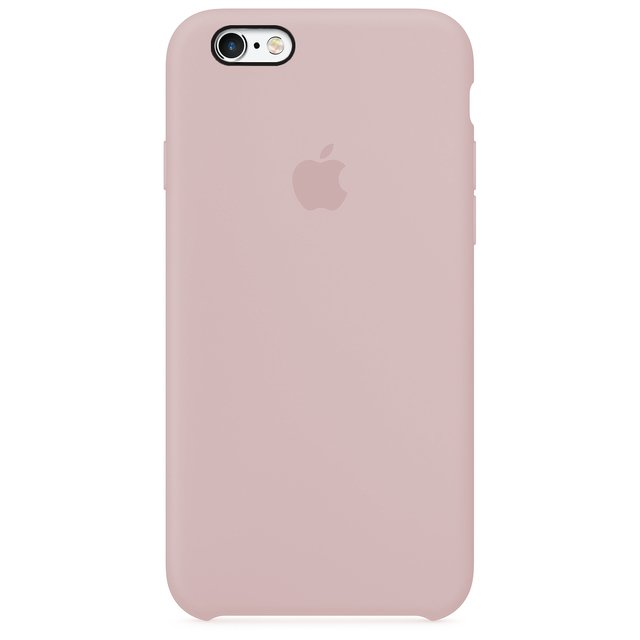 Funda Silicona iPhone 6 / 6s Apple Oficial en internet