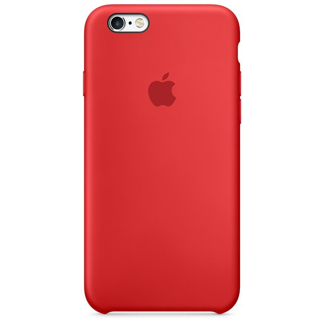 Funda Silicona iPhone 6 / 6s Apple Oficial - iParts Argentina