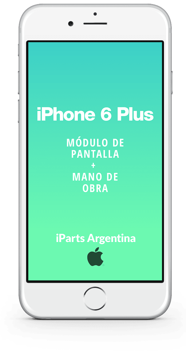 iPhone 6 Plus Pantalla + Colocación - comprar online