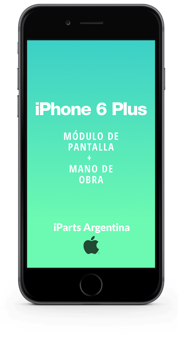iPhone 6 Plus Pantalla + Colocación