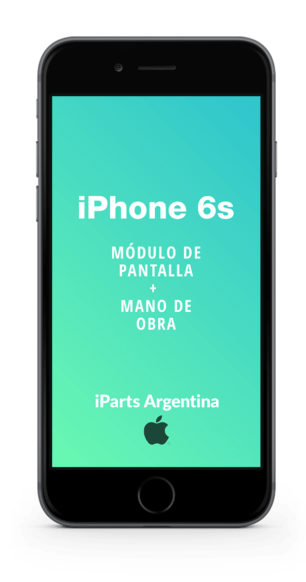 iPhone 6s Pantalla + Colocación