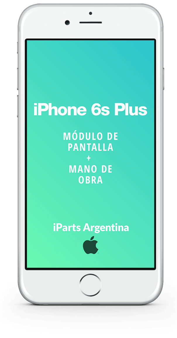 iPhone 6s Plus Pantalla + Colocación - comprar online