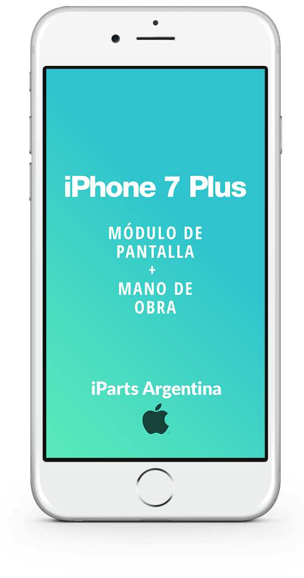iPhone 7 Plus Pantalla + Colocación - comprar online