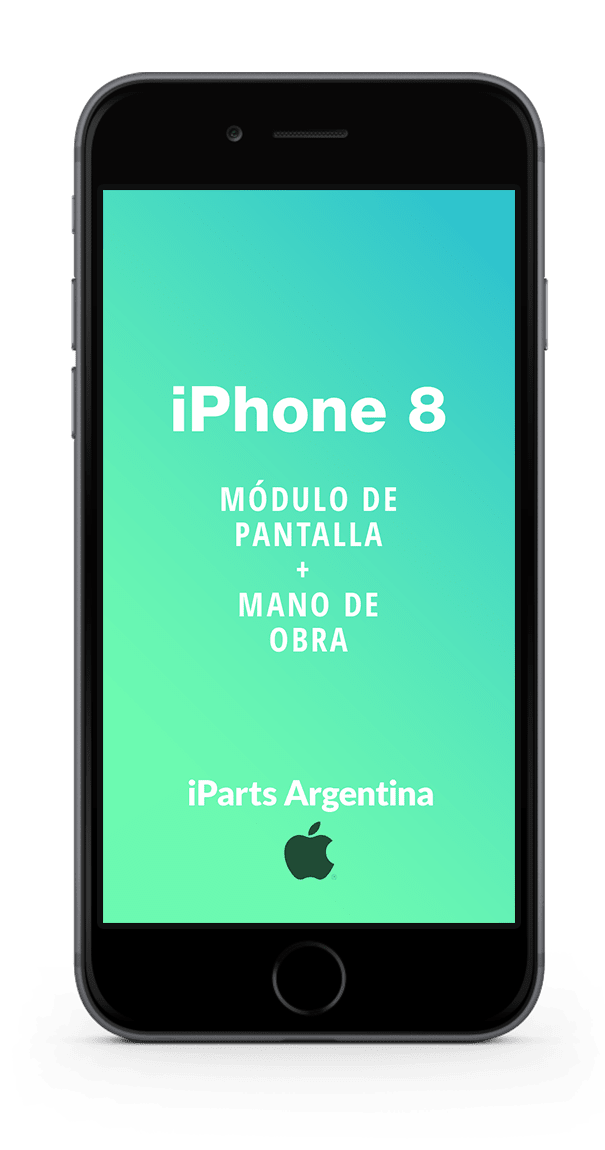 iPhone 8 Pantalla + Colocación