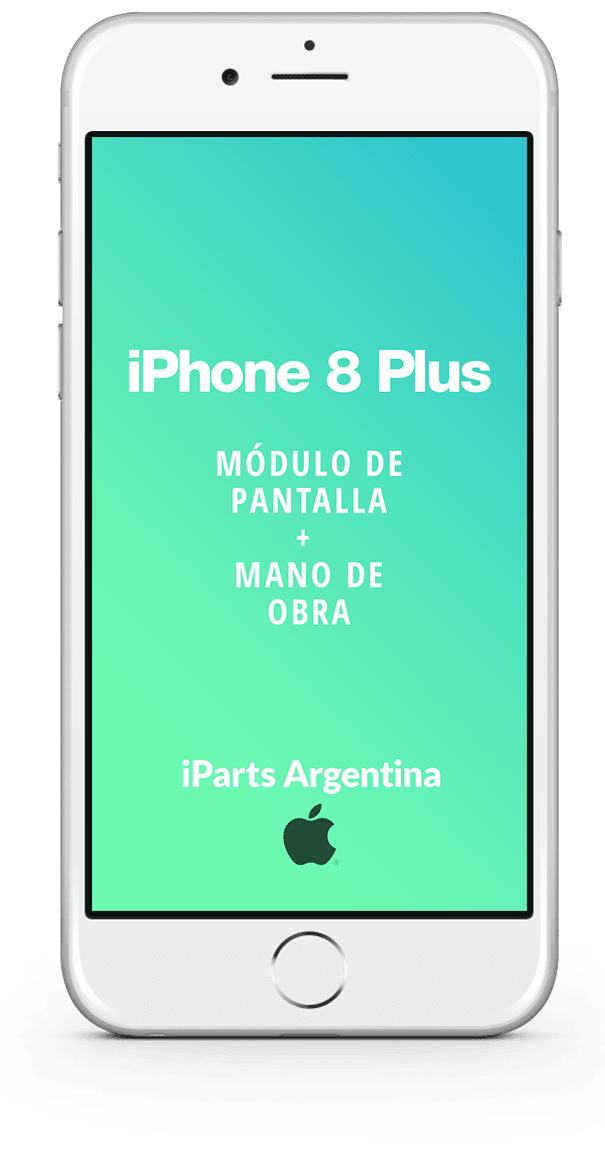 iPhone 8 Plus Pantalla + Colocación - comprar online
