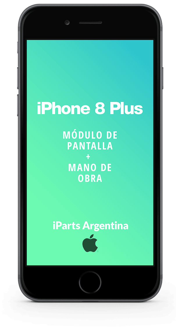iPhone 8 Plus Pantalla + Colocación