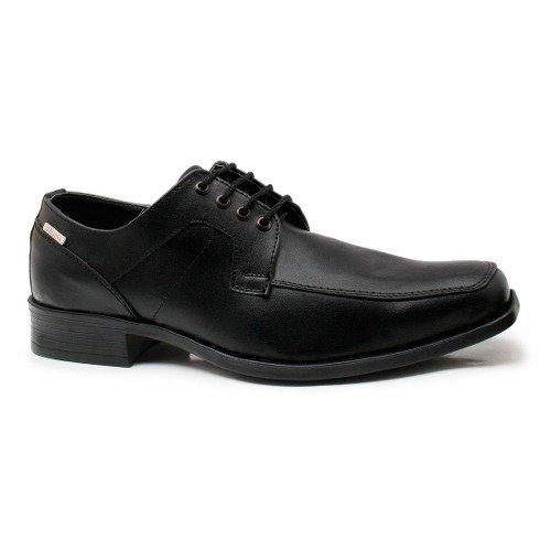 Zapato Vestir Hombre Con Cordones Bola Uno 903