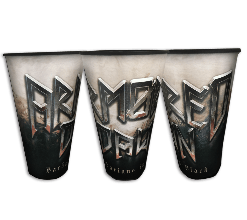 Armored Dawn Cups