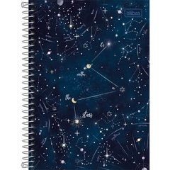CADERNO 1/4 ESPIRAL CAPA DURA MAGIC 80FLS (TILIBRA) na internet