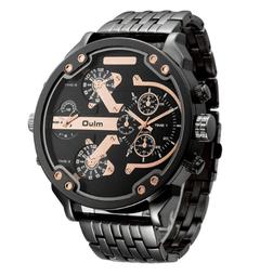 a2cfc364603 ... Relógio Oulm Style Super Big 3548. Esgotado. 36%. OFF. Frete grátis