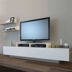 Mesa Modular Rack Tv Led Barcelona Factory Muebles