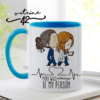 Caneca - Grey's Anatomy - You will always