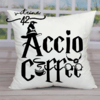 Almofada - Harry Potter - Accio café